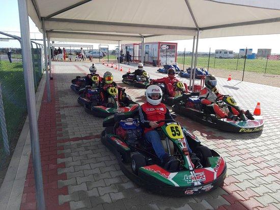 Marina di Ginosa, Italie : Kartodromo 106 Reverse