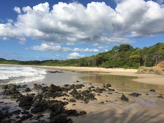 Hay que Caminar como una hora de playa grande!