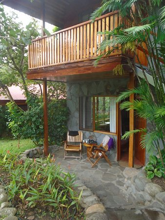 Arco Iris Lodge: front view of our room