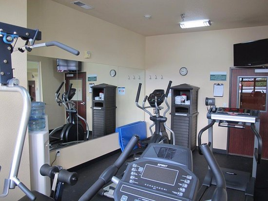 Dupont, WA: Fitness Room