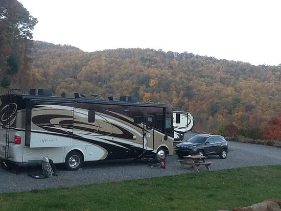 Swannanoa, NC: Campground very near Biltmore Estates