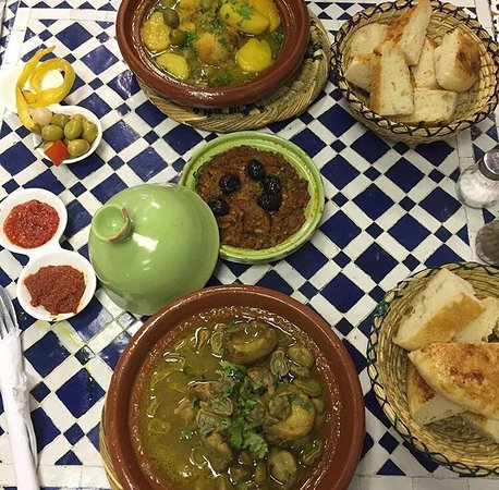 Moroccan Restaurant Old Kent Road