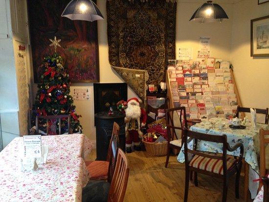 Chimes Tea Room Tayport