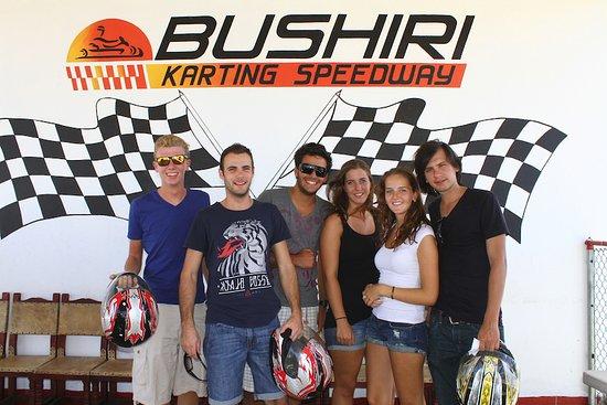 Bushiri Karting Speedway: Aruba's Speed racers 2016