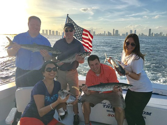 North Miami Beach, FL: Great day deep Sea fishing ! Must do when in Miami Area ! Keith was an amazing host and showed u