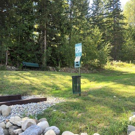 Fernie, Canada: Pet Friendly dog park