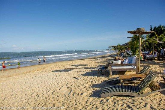 Trancoso, BA: belissima praia