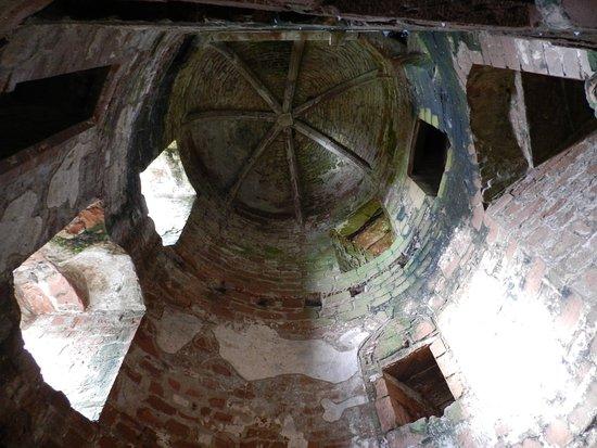 Dumfries, UK: Tower interior