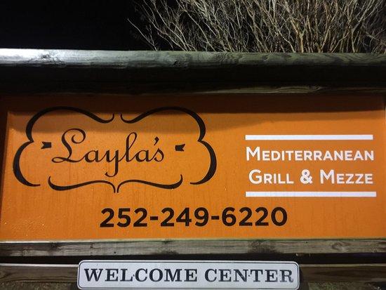 Oriental, นอร์ทแคโรไลนา: Layla's