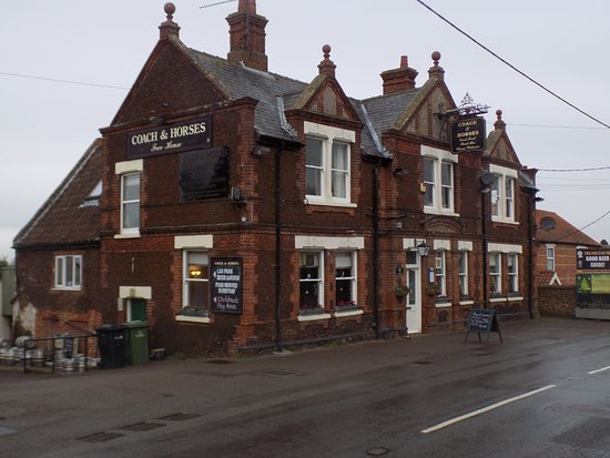 Dersingham, UK: The Coach & Horses