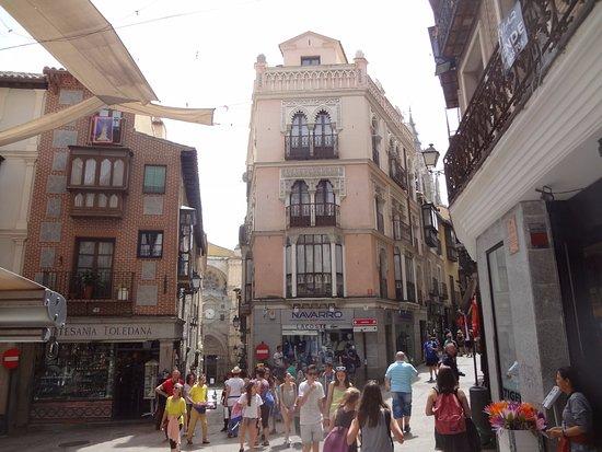 Toledo centro hist rico fotograf a de casco hist rico - Centro historico de madrid ...
