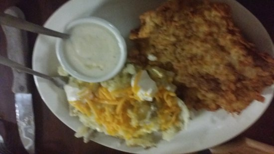 Cameron, TX: wife had chickenfried steak
