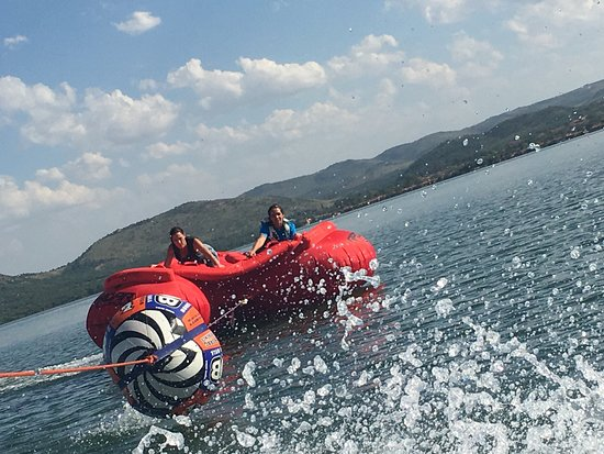 Hartbeespoort, Zuid-Afrika: Harties Watersports Center