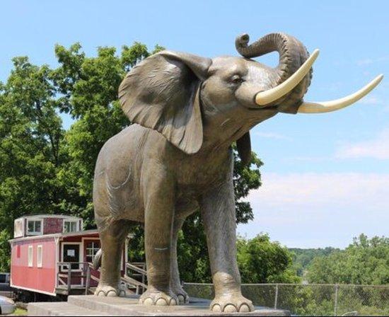 Jumbo The Elephant Monument : photo0.jpg