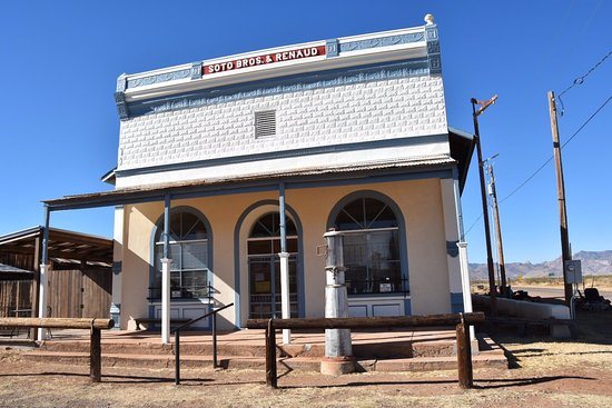 Tombstone, AZ: Old Mercantile in Pearce
