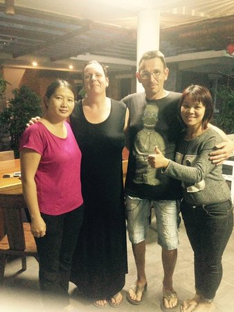 Rock Villa Hoi An : Welcome German guest stayed the third time