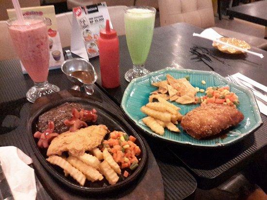 Platinum Resto Mall Ciputra Jakarta Ulasan Restoran Tripadvisor