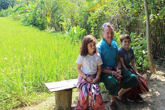 Chiang Mai home host by Raunkaew-Yanon family