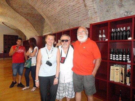 Bossolasco, Italia: dégustation de Barolo