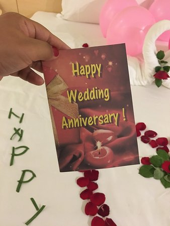 My Wedding Anniversary Surprise Decorations For Hubby Picture Of
