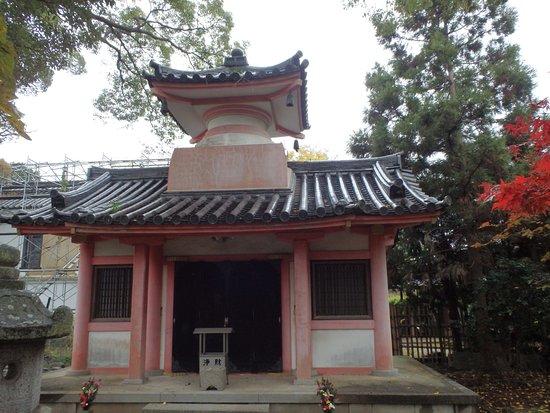 Shidoji Temple : (多分)閻魔堂?かと