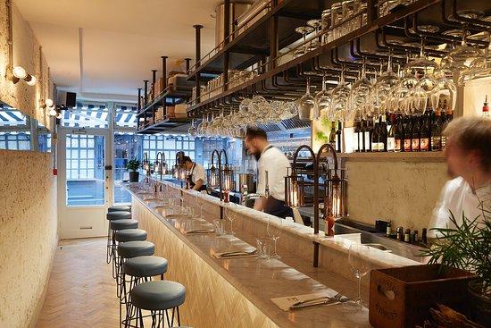 Seafood Restaurants Near Covent Garden