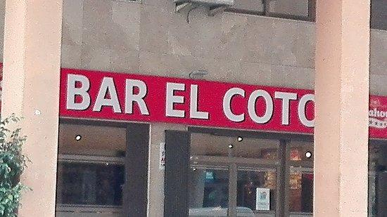 Bar El Coto
