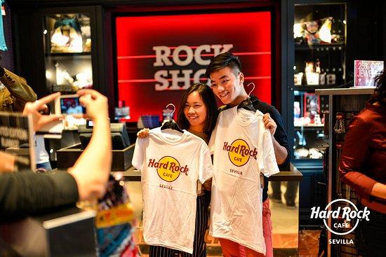 Hard Rock Cafe Sevilla S 233 Ville Restaurant Avis Num 233 Ro