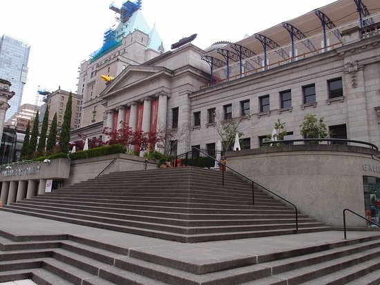 ‪Vancouver Art Gallery‬