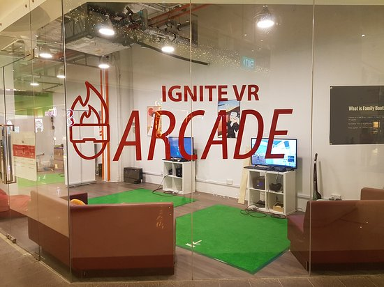 Ignite Vr Arcade