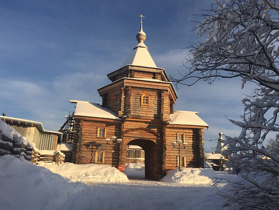 Compound of the Trifonov Pechengskiy Monastery