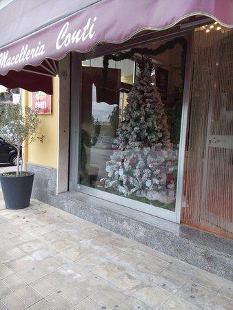 Floridia, Włochy: albero di natale