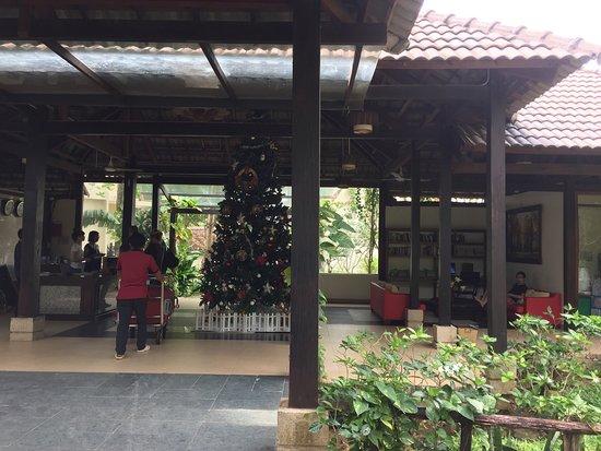 Arcadia Phu Quoc Resort: Sảnh (lobby)