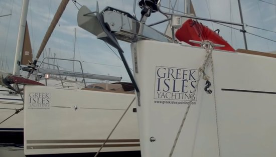 ‪Greek Isles Yachting‬