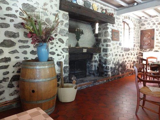 Restaurant Au Bon Coin Lurbe Saint Christau Pyrénées