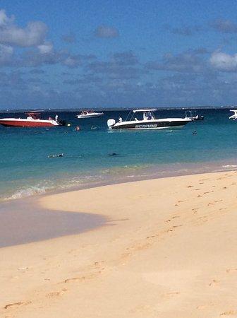 Oyster Pond, St-Martin/St Maarten: 1st stop
