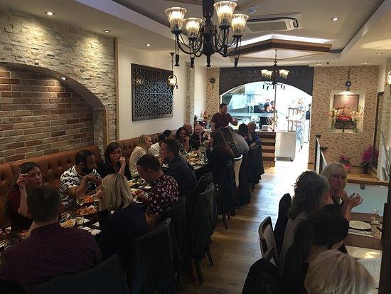 tugra turkish restaurant
