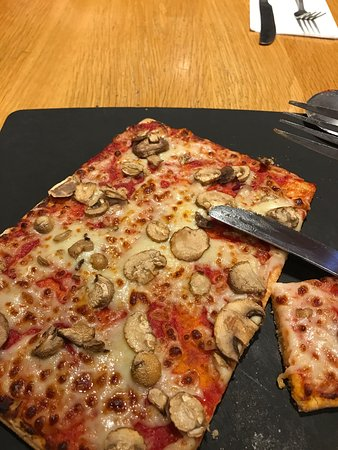 Pizza Hut Russell Square London Bloomsbury Menu Prices