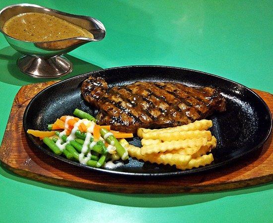 Striploin Steak Picture Of Terrazza Steak House Bali