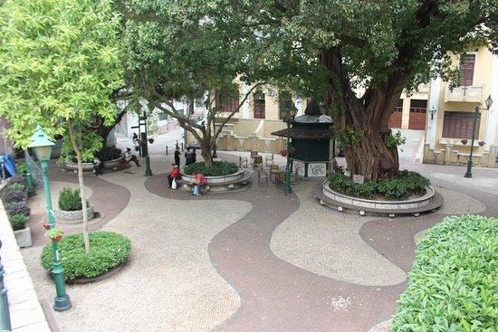 A Po Jing Square: リラウ広場