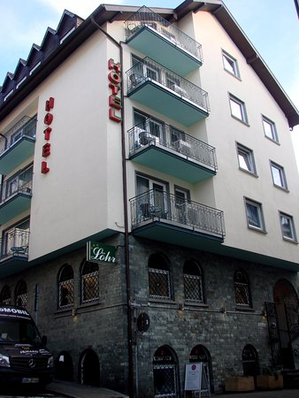 Hote Loehr: the hotel