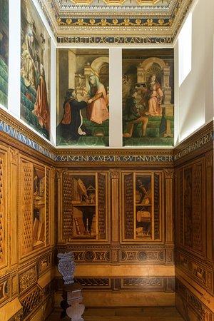 Palazzo Ducale: Studio of Federico da Montefeltro