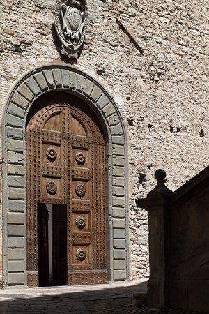Palazzo Ducale: Entrance Doorway