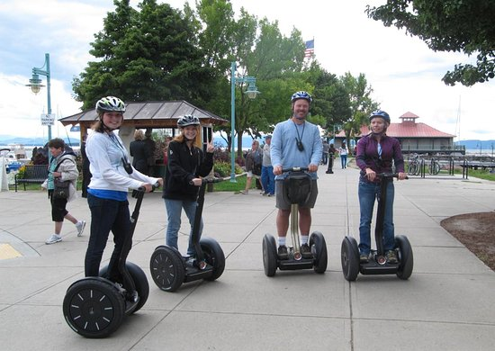‪Burlington Segways‬
