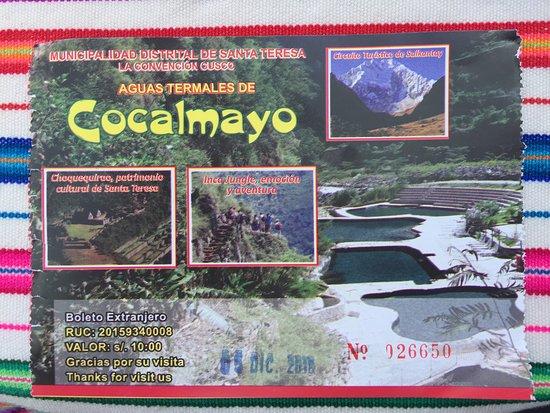 Banos Termales de Cocalmayo: Colalmayo Hot Springs