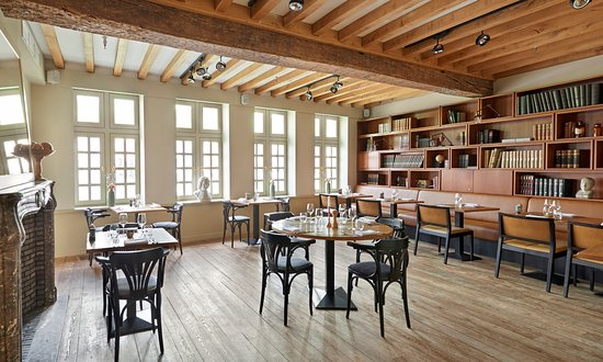 Ghent Marriott Restaurant: Living Room