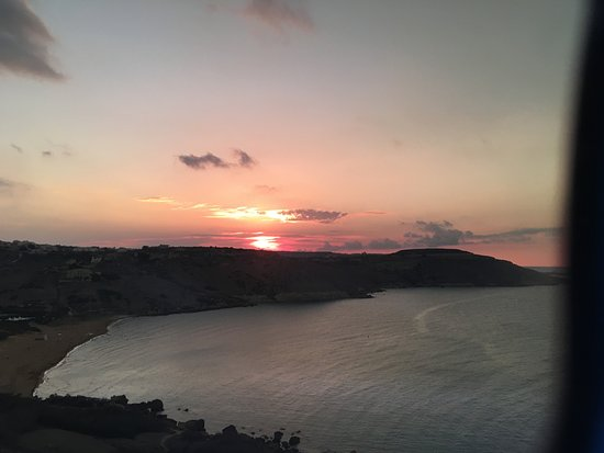 Excursion in Malta: Sunset