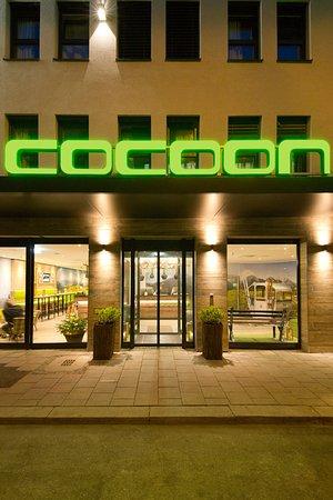rezeption bild von cocoon hauptbahnhof m nchen tripadvisor. Black Bedroom Furniture Sets. Home Design Ideas