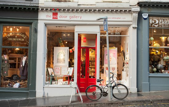 The Red Door Gallery