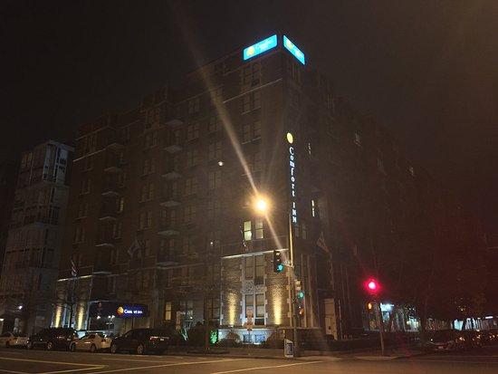 Comfort Inn Downtown DC / Convention Center